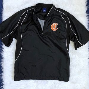 🔴3/$20 Mizuno Vented Pullover Jacket Windbreaker